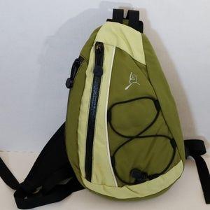 Overland Equipment Green Sling Backpack